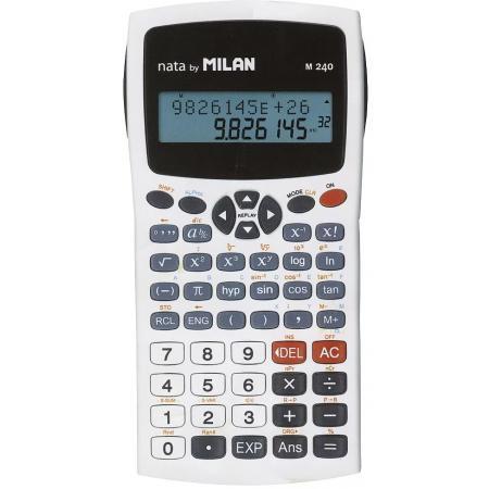 kalkulačka Milan 159110KBL vědecká černá