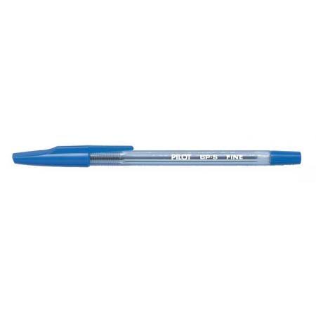 Kuličkové pero PILOT BPS, barva modrá