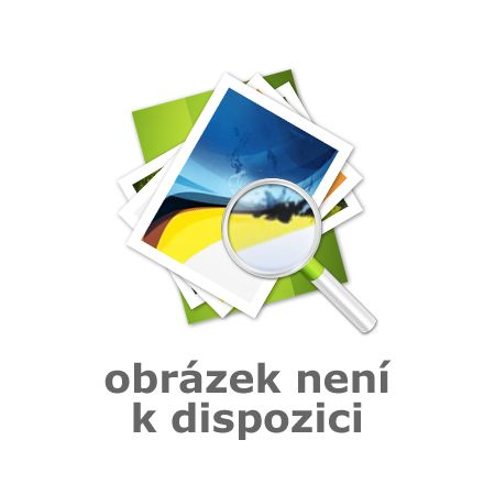 Šepsované malířské plátno na sololitové desce 50x50