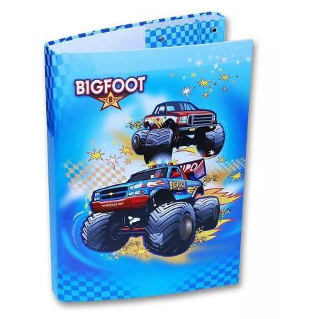 Školní box A4 EMIPO Bigfoot