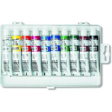 Temperové barvy souprava, Barvy 162503/10 16ml