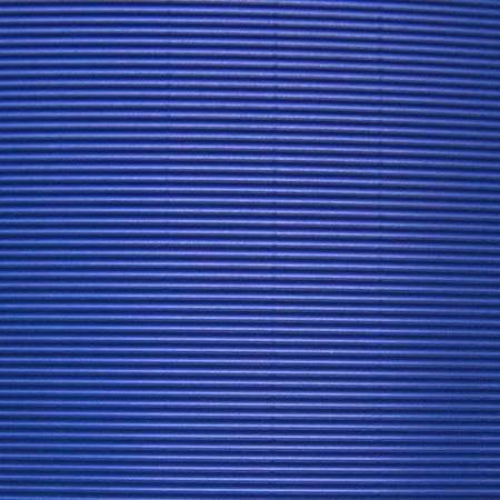 Vlnitá lepenka, rovná vlna, 50x70cm, 260g/m2, modrá