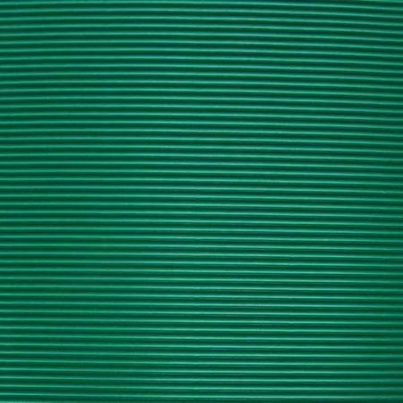 Vlnitá lepenka, rovná vlna, 50x70cm, 260g/m2, zelená