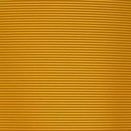 Vlnitá lepenka, rovná vlna, 50x70cm, 260g/m2, žlutá